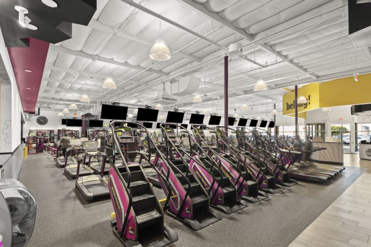 Planet Fitness – Multiple Locations