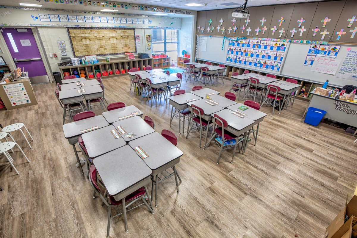 St. Isadore School Renovation Projects