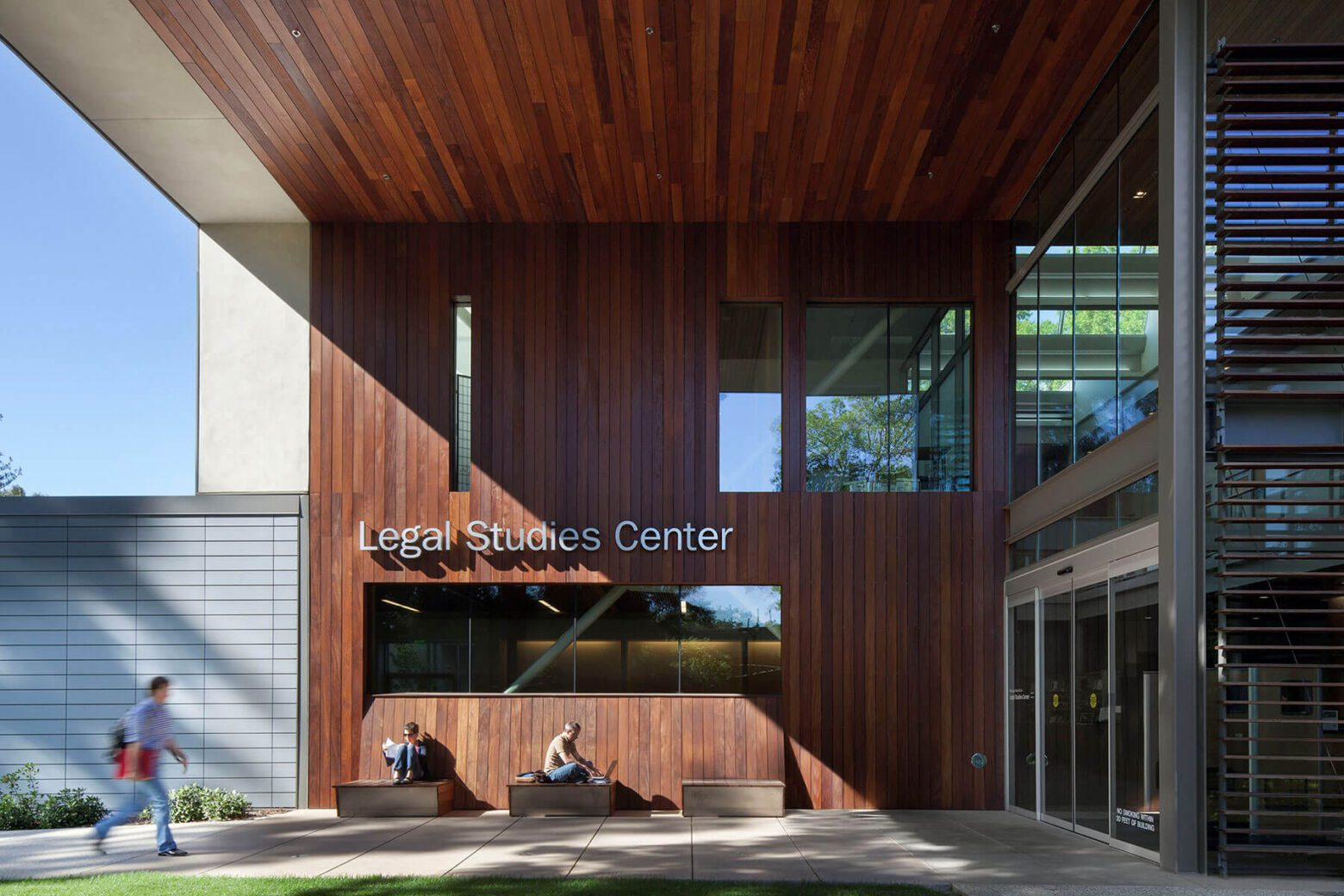University of the Pacific Library Expansion