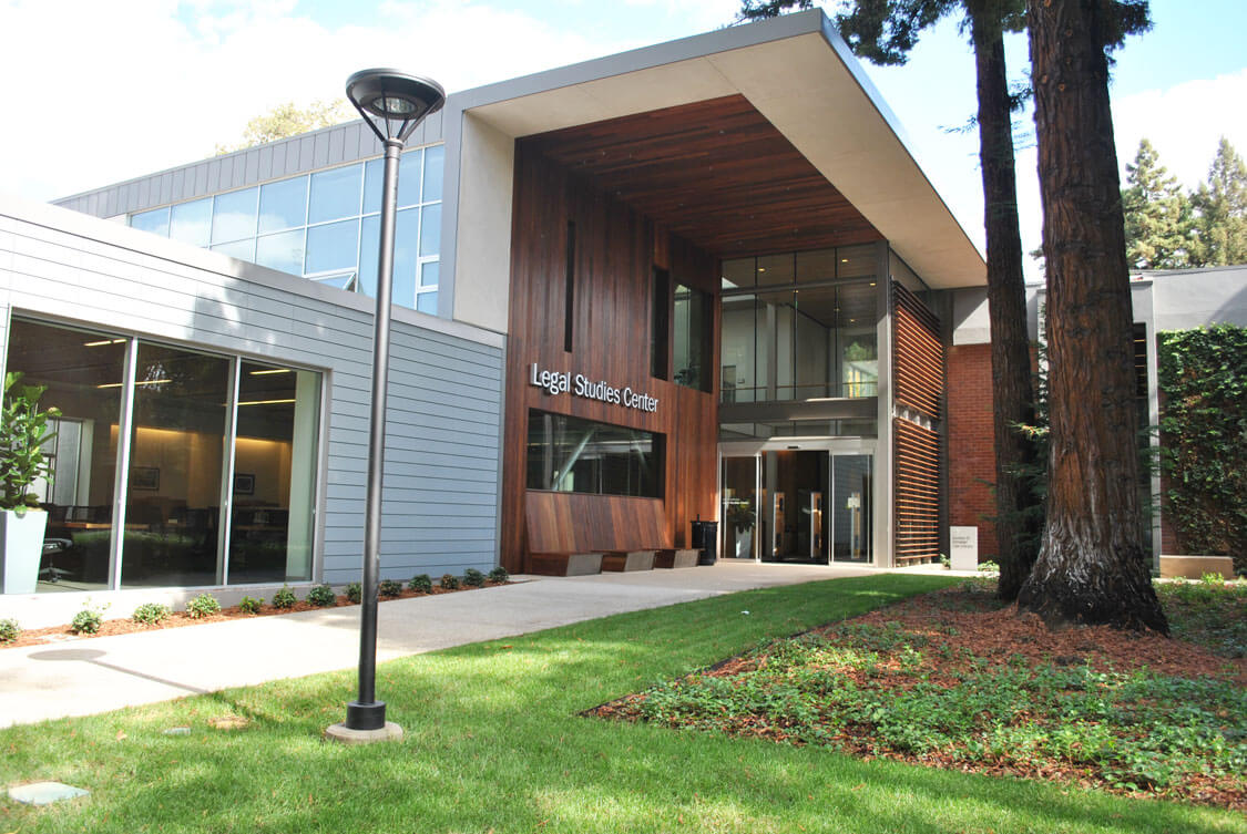 University of the Pacific – Library Expansion
