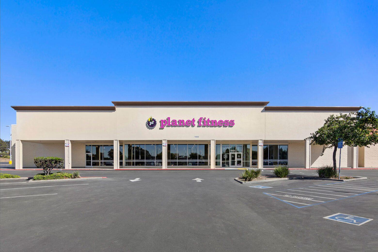Planet Fitness – Oakland