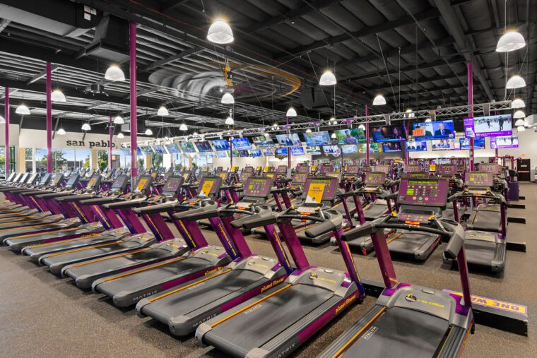Planet Fitness San Pablo