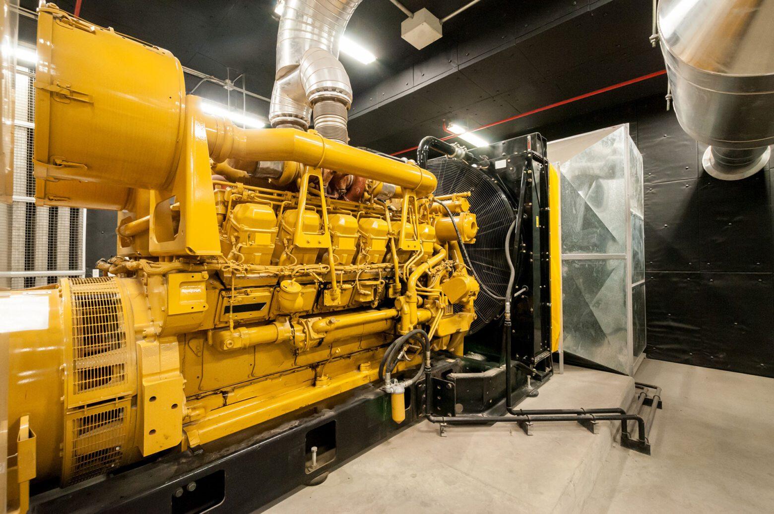 Napa Meadows Generator project