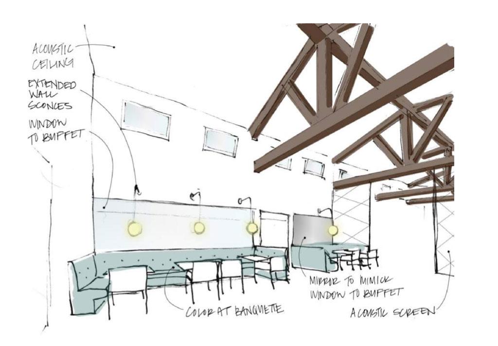 URC Dining Hall Renovation